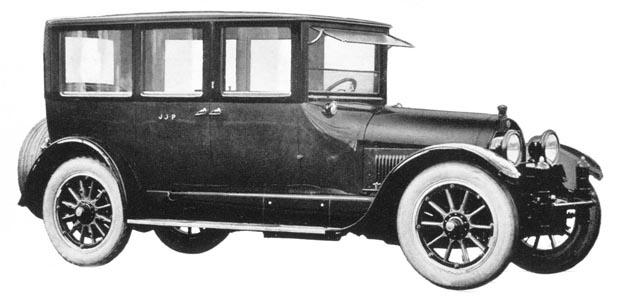 Výsledek obrázku pro Cadillac Model 51 1915-1916
