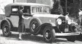 La Salle 1930 specifications
