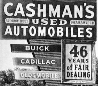 Cadillac Terms and Definitions D - G